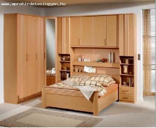 Gyönyörű komplett hálószoba bútor - Eladó Használt - Miskolc ...