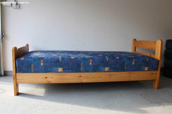 Fenyő ágy eladó! - Eladó Használt - Pécs - Apróhirdetés Ingyen