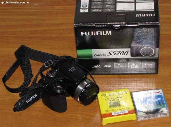 Fuji finepix s5700 elad haszn lt fuji szeged for Fujifilm finepix s5700 prix