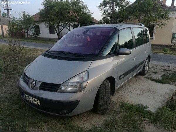 7 Személyes Autók: Renault Espace 2.2 Dci 7 Személyes
