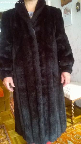 Fekete műszőrme bunda eladó - Eladó Használt - Salgótarján ... a0795f777f