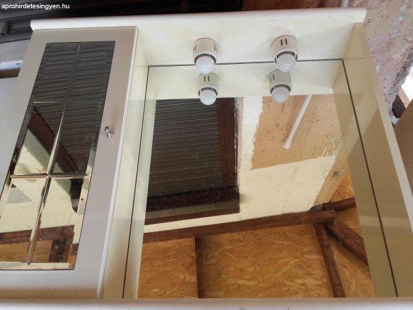 Eladó fagyasztóláda, fürdőszoba tükör - Eladó Használt - Hatvan ...