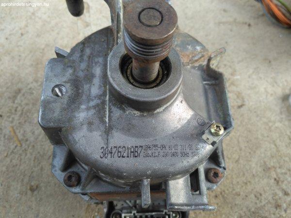 bosch siemens wol 1650  3047621AB7 mosógép motor