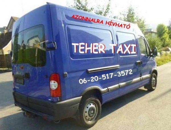 Azonnali Olcsó Tehertaxi - Szállítás Költöztetés XIV.Ker.