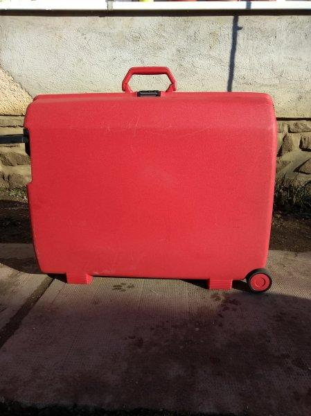 Samsonite bőrönd - Eladó Használt - Csapod - Apróhirdetés Ingyen 5b4e7bc50d
