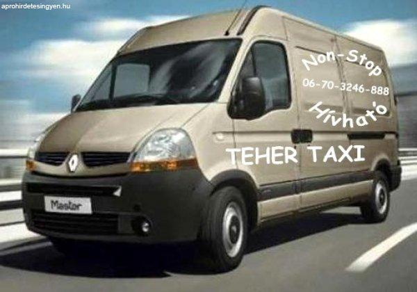 Azonnali Tehertaxi - Olcsó Szállítás Költöztetés Minden nap