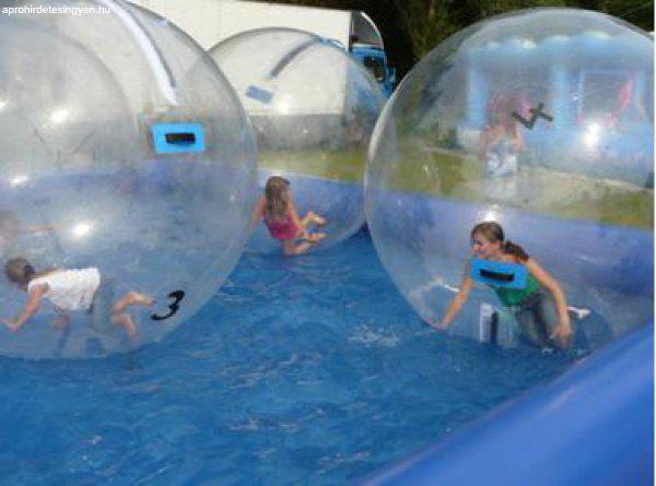 Water Ball-Vízen Járó Labda-Water Walking Ball - Eladó Új ...