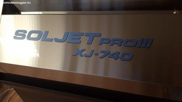 Roland+XJ+740+nyomtat%F3+elad%F3