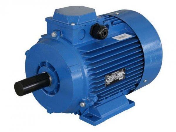 Villanymotorok 220-380 V (1-3 fázis)