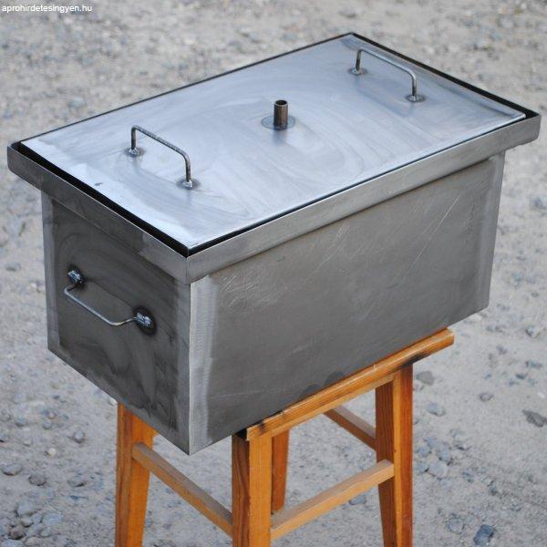 Füstölő készülék (háztartási, vízzáras)