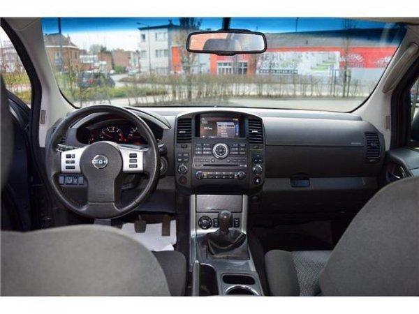 Nissan+Pathfinder+2.5+D