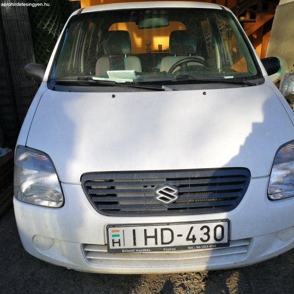 Elad%F3+Suzuki+Wagon+R%2B