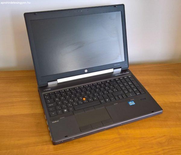 Er%F5m%FB+profiknak%21+HP+EliteBook+8560w+%2F+i7-2820QM+8%D73.4GHz+%2F+8