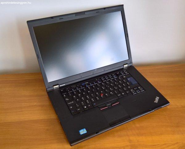Lenovo+ThinkPad+T520+%2F+i5+4%D72.7GHz+%2F+4GB+DDR3+%2F+320GB+%2B+gari
