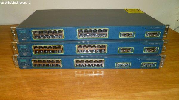 Cisco+C2950G-24-EI+24+portos+switch+sz%E1ml%E1val%2C+garanci%E1val+C