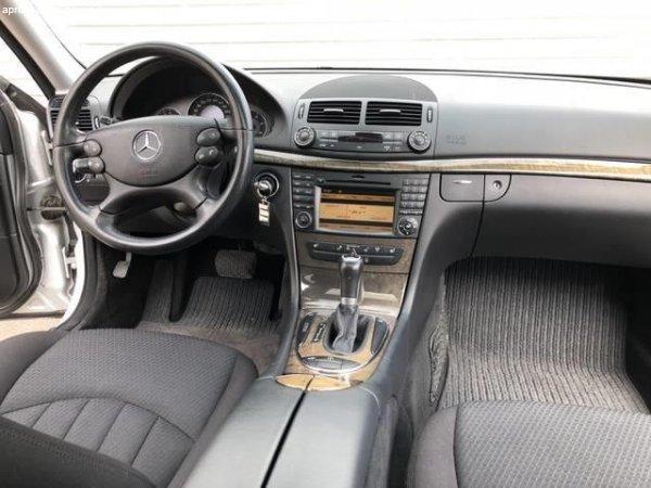 Mercedes-Benz+E+320+Avantgarde