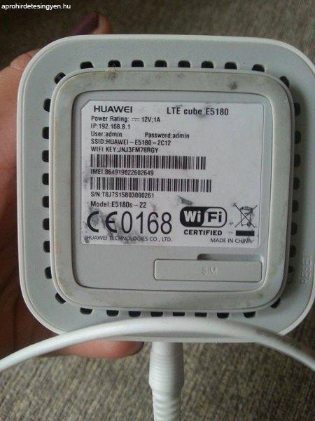 Huawei+LTE+Cube+E5+180+Router+%E9s+TP-LINK+Router+ELAD%D3+%21%21