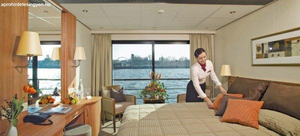 Szobatakar%EDt%F3+munka+Scenic+River+Cruises+folyami+haj%F3s+c%E9gn%E9