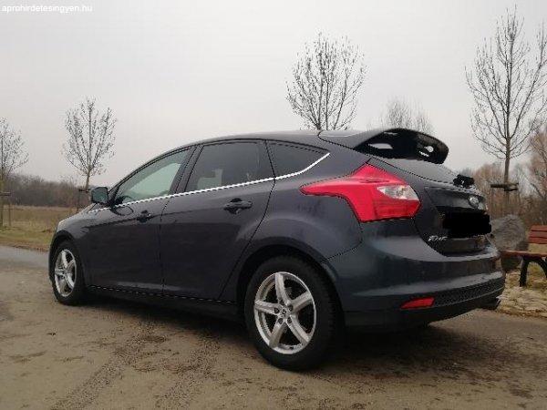 Ford+Focus+2.0+TDCi+Titanium
