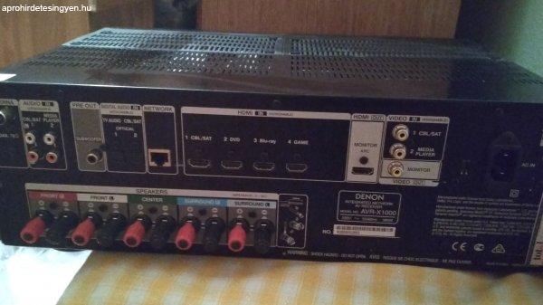 Denon+AVR-X1000