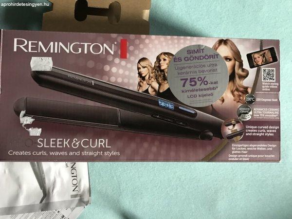 Új Remington hajvasaló és göndörítő 2 az 1-ben - Eladó Új ... 681f51ce59
