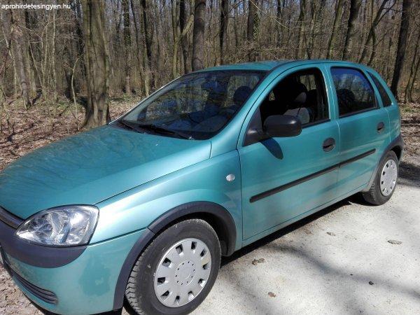 Opel+Corsa+C+2003-as