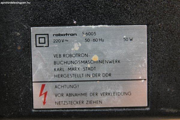 ROBOTRON+S+6005+villanyir%F3g%E9p+ELAD%D3+%28m%FAze%E1lis+darab%29