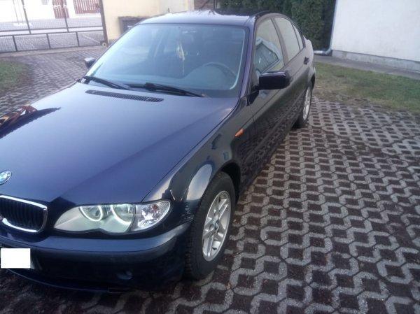 BMW+E46+316i+1796+ccm
