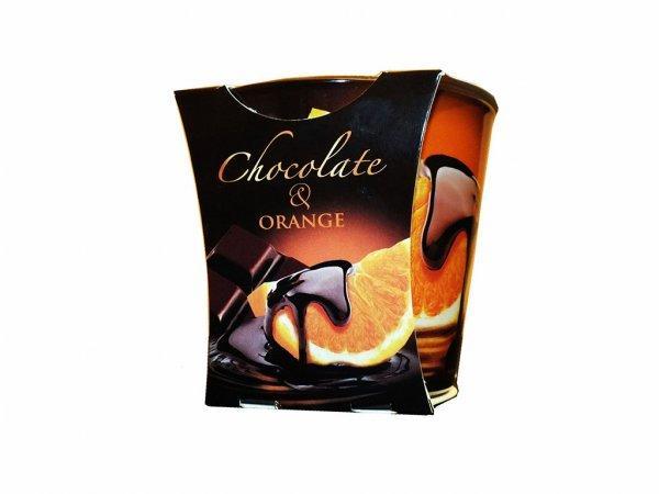 Csoki+%E9s+narancs+illatgyertya