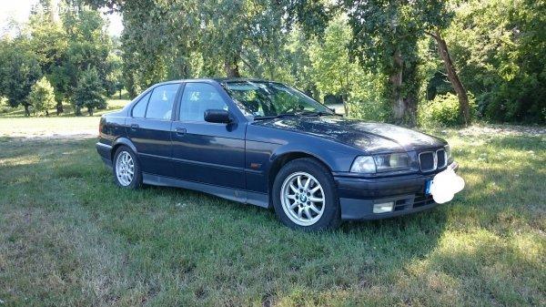 Elad%F3+BMW+318+TDS