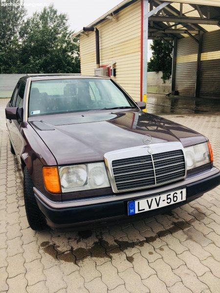 Mercedes-Benz+W124