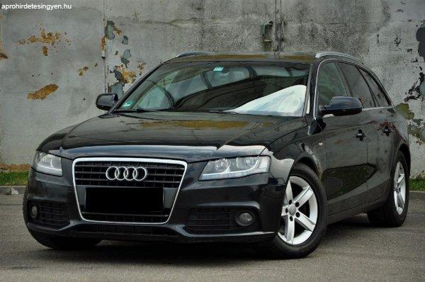 Audi+A4+2.0+TDI+170