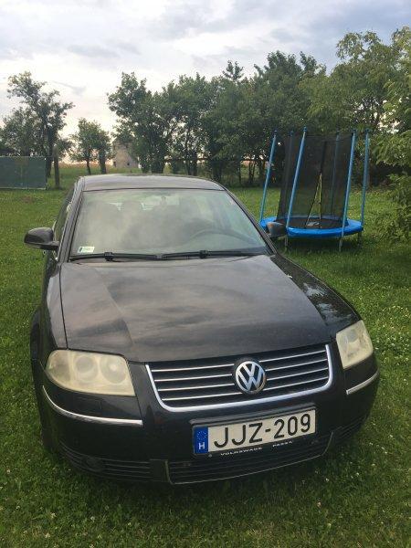 Volkswagen+Passat+1.9+TDI