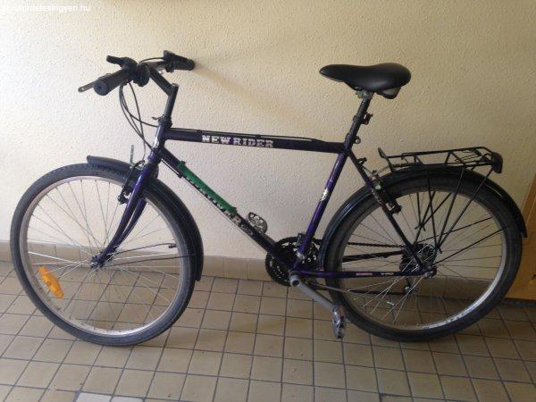 Férfi kerékpár eladó