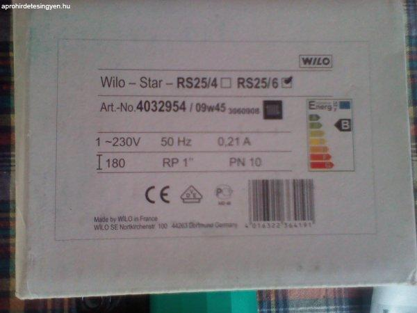 KERINGET%D5+SZIVATTY%DA+.Wilo+RS25%2F6.+%FAt%E1nv%E9tesen.12000ft