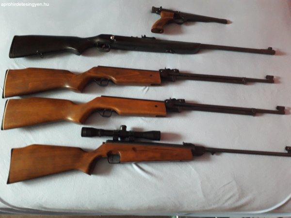 9448e2f3ea Légpuska keresek légpuskát - Keresek (felvásárlás) Használt ...
