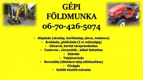 G%E9pi+f%F6ldmunka+minikotroval