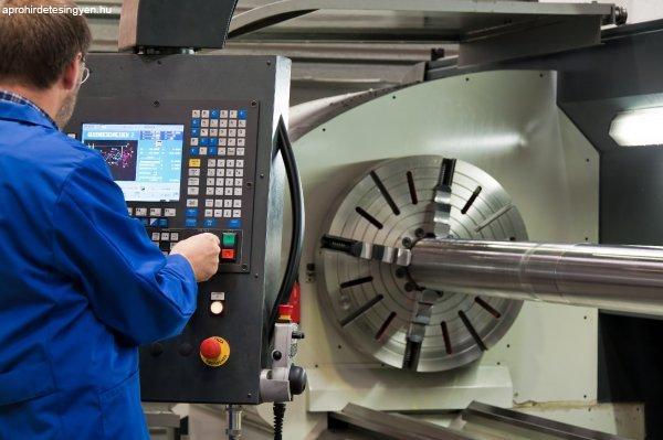 CNC szakembereket keresünk Németországba