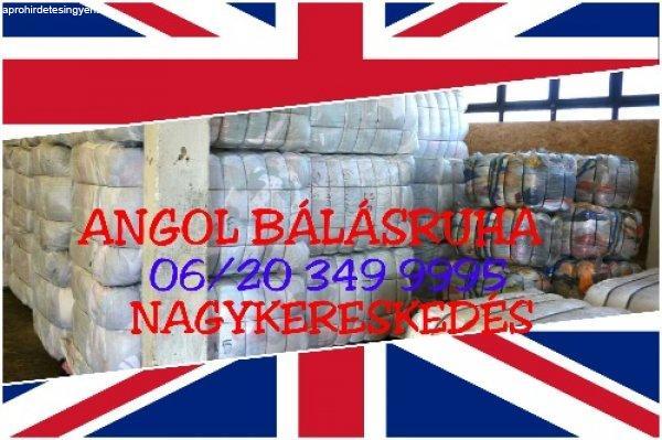 Angol bontatlan használt ruha eladó! +36/20 349 9995