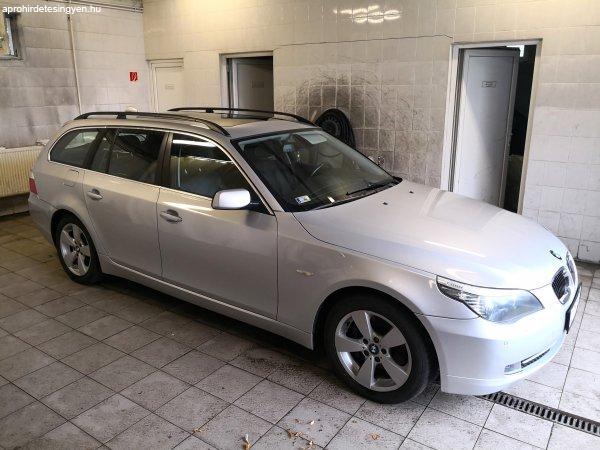 BMW+525+XD