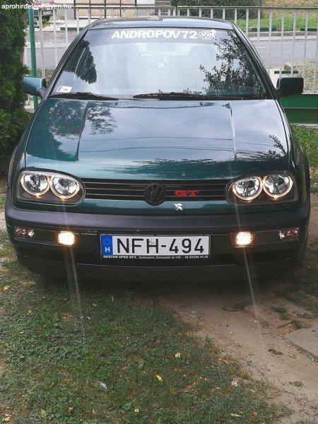 Sz%E9p+%E1llapot%FA+VW+Golf+3+elad%F3%21