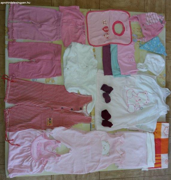 62-68 méretű lány ruhacsomag eladó - Eladó Használt - Hévíz ... 68ca57fd56