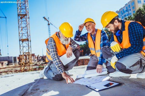 Németországi munka építő-és fémipari szakmunkásoknak