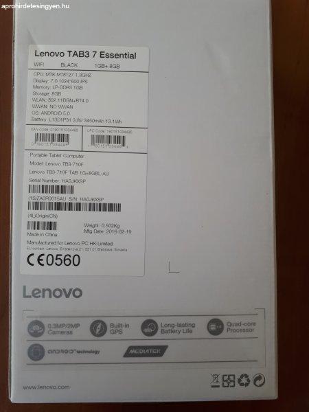 Elad%F3+Lenovo+Tab3