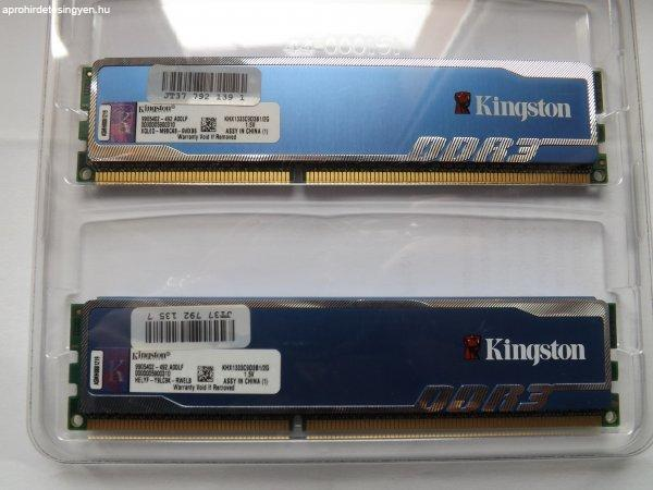 Kingston+DDR3+2G+mem%F3ria