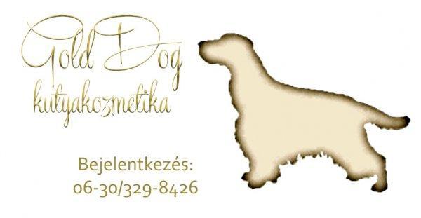 GoldDog+kutyakozmetika+Csepelen