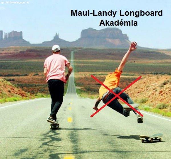 Longboard+G%F6rdeszka+Oktat%E1s+-+Es%E9s+n%E9lk%FCl%2C+Zero-baleset