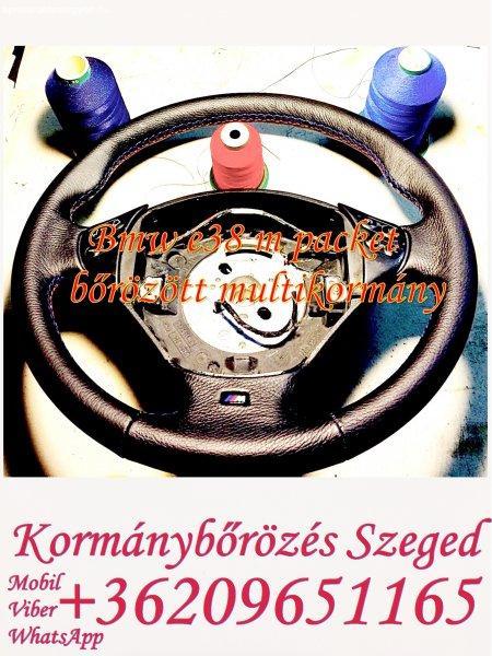BMW+Mp.++b%F5r%F6z%E9se++Echte+Rindleder+mit+Handarbeit