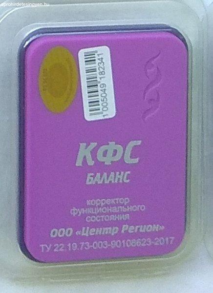 Kolcov kfsz Balansz lap