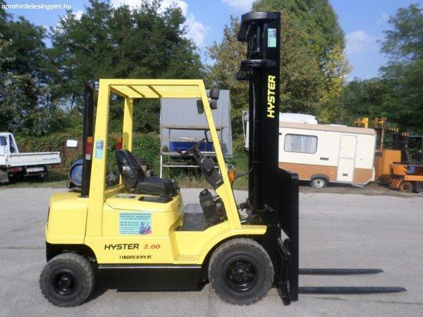 Hyster+g%E1z%FCzem%FB+targonca+Mazda+motorral
